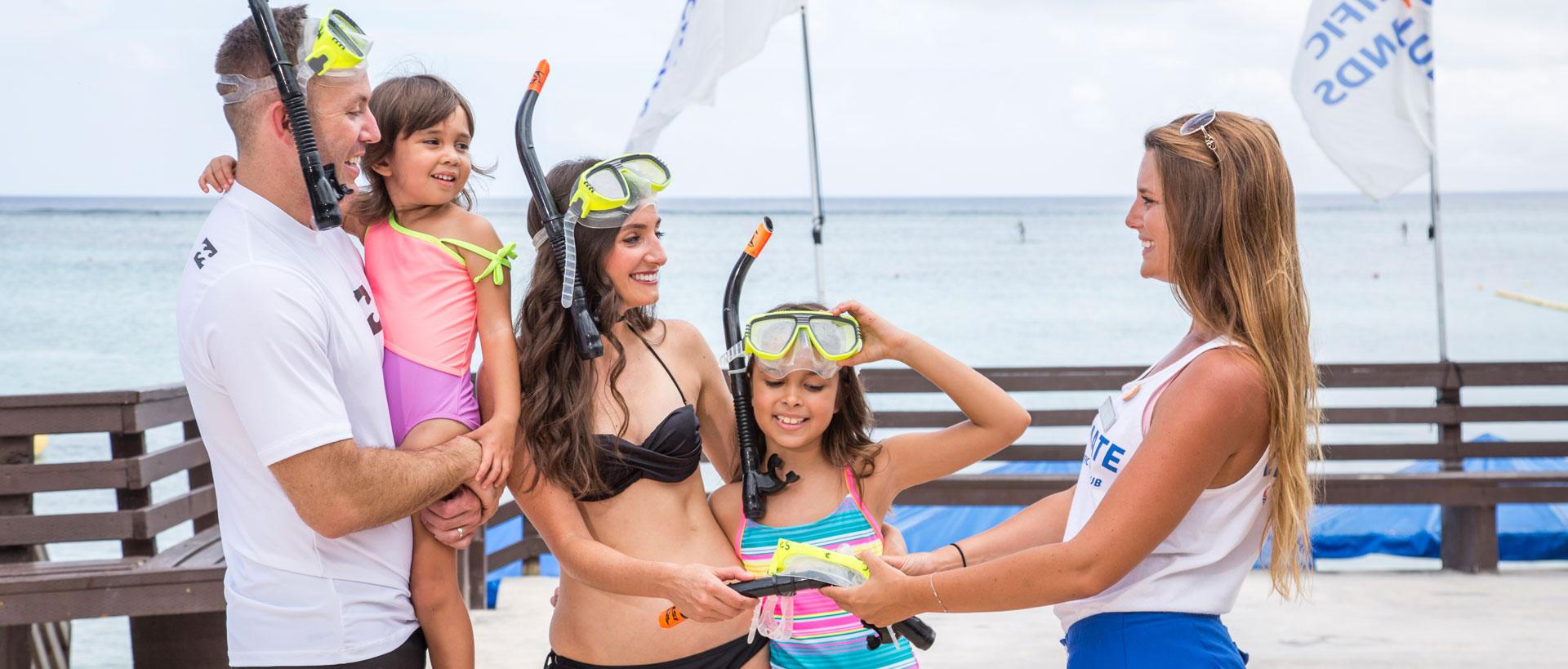 Activites Lessons On The Beach Pacific Islands Club Guam Tumon