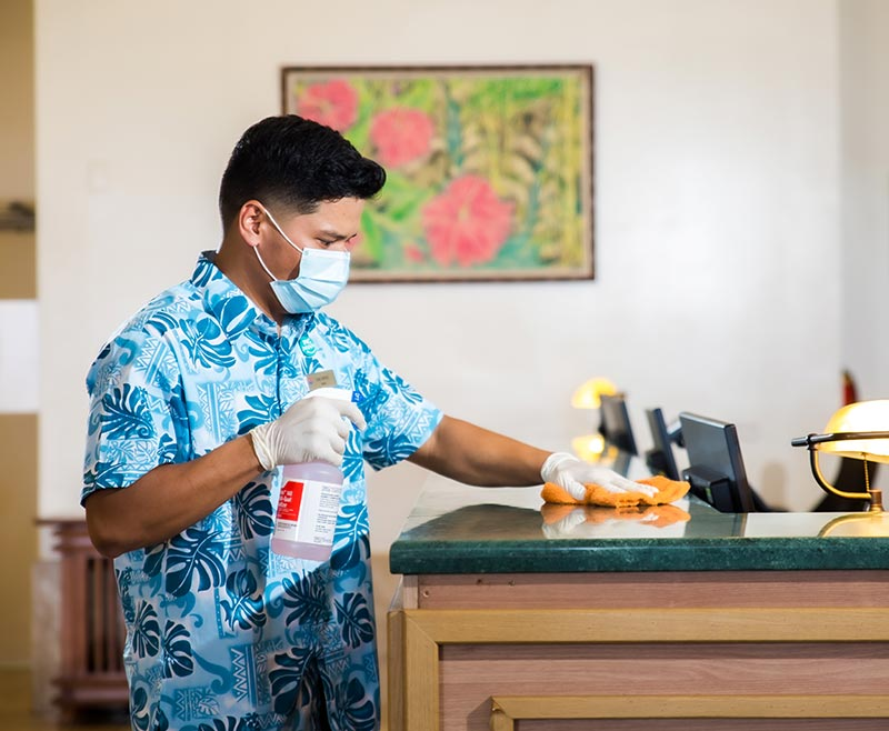 Cleaning And Sanitizing Practices