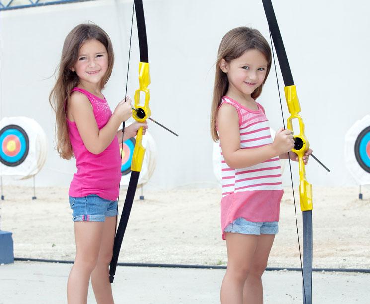 Kids Archery at Pacific Islands Club Guam