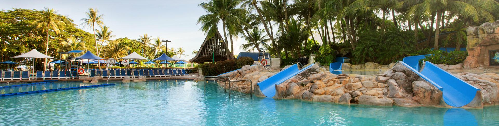 pool at Pacific Islands Club Guam, Tumon