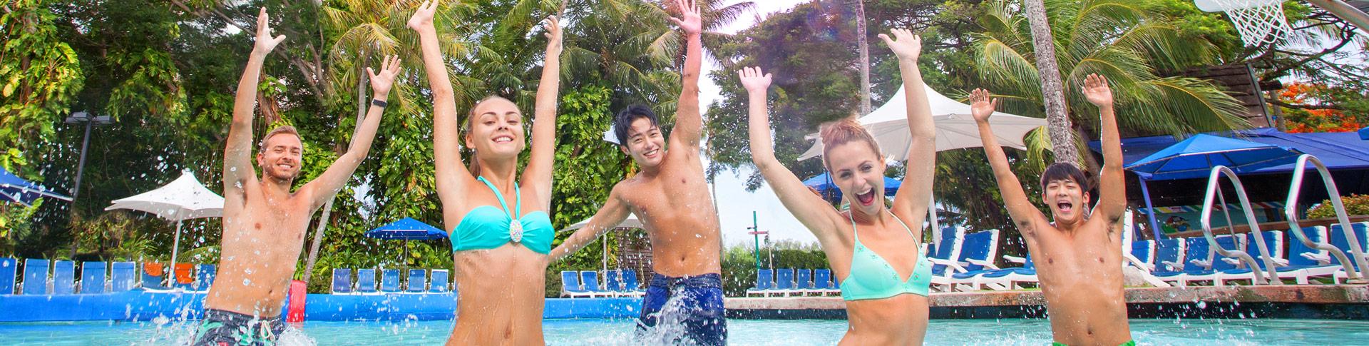 Tumon, Resort Services of Pacific Islands Club Guam