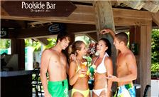 Pacific Island Clubs Amenities - Pool bar