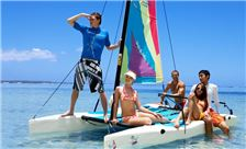 Pacific Island Clubs Amenities - Sailing