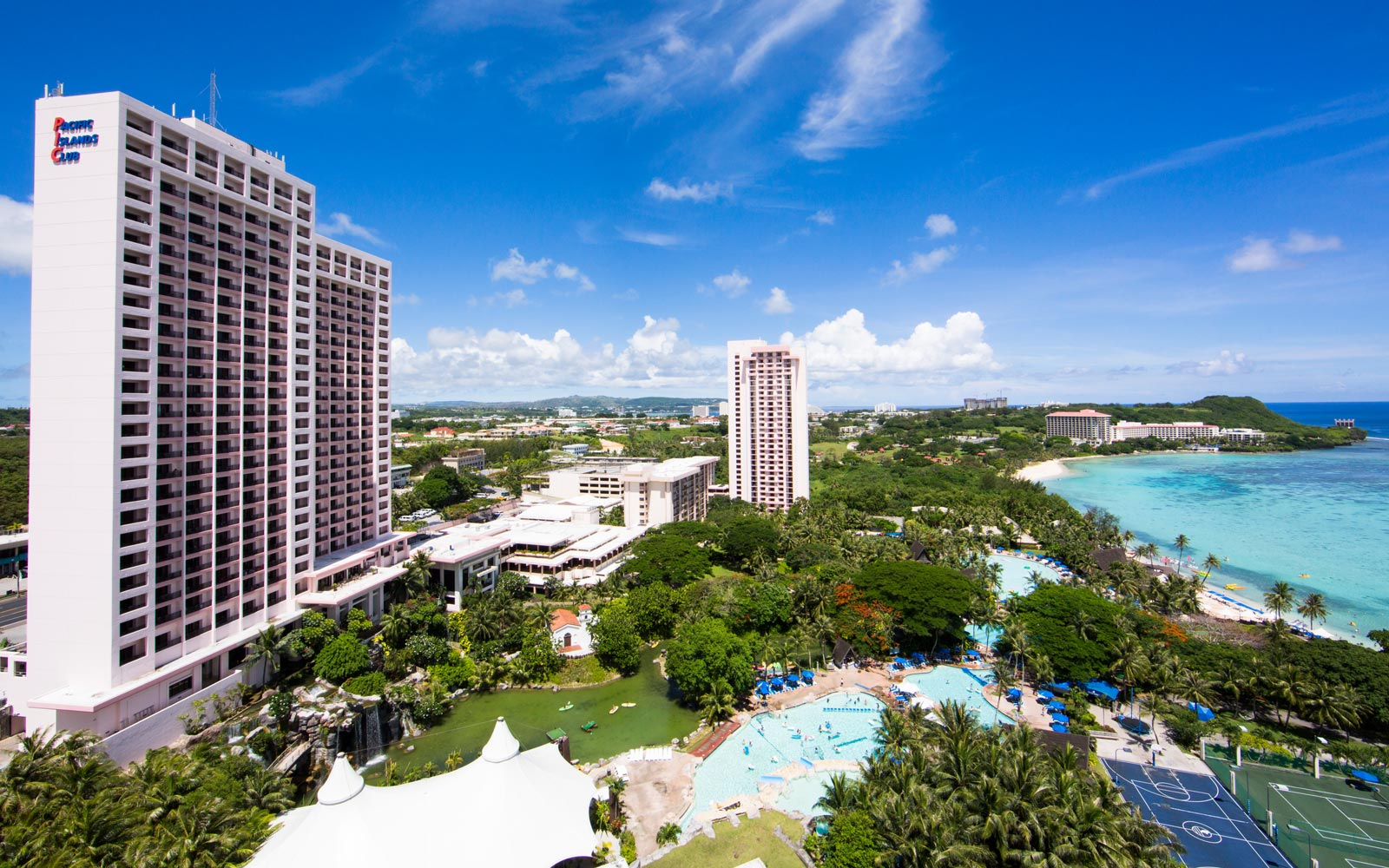 All inclusive guam saipan resorts pacific islands club for Worry free vacations all inclusive