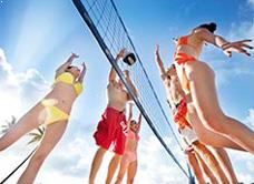 Pacific Island Clubs Beach Volleyball