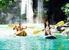 Pacific Island Clubs Kayaking