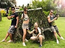 Pacific Island Clubs Laser Tag