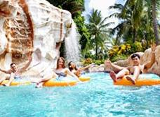 Pacific Island Clubs Lazy River