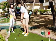Pacific Island Clubs Mini Golf