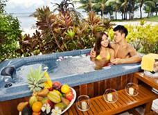 Pacific Island Clubs Room Ocean Front Spa