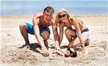 Pacific Island Club Saipan - Exterior - Beach Family