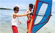 Pacific Island Club Saipan - Sports - Windsurfing