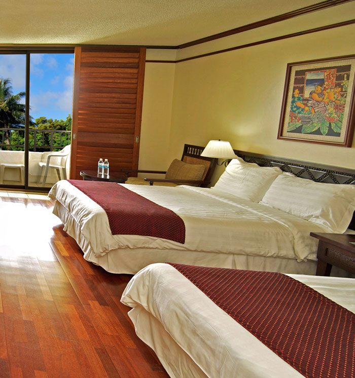 Deluxe Room at Pacific Island Club Saipan