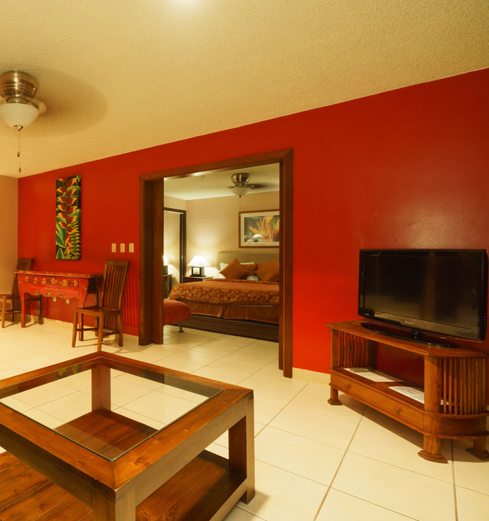 Flame Tree Suite at Pacific Island Club Saipan