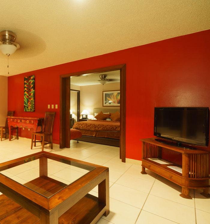 Flame Tree Suite at Pacific Island Club Saipan