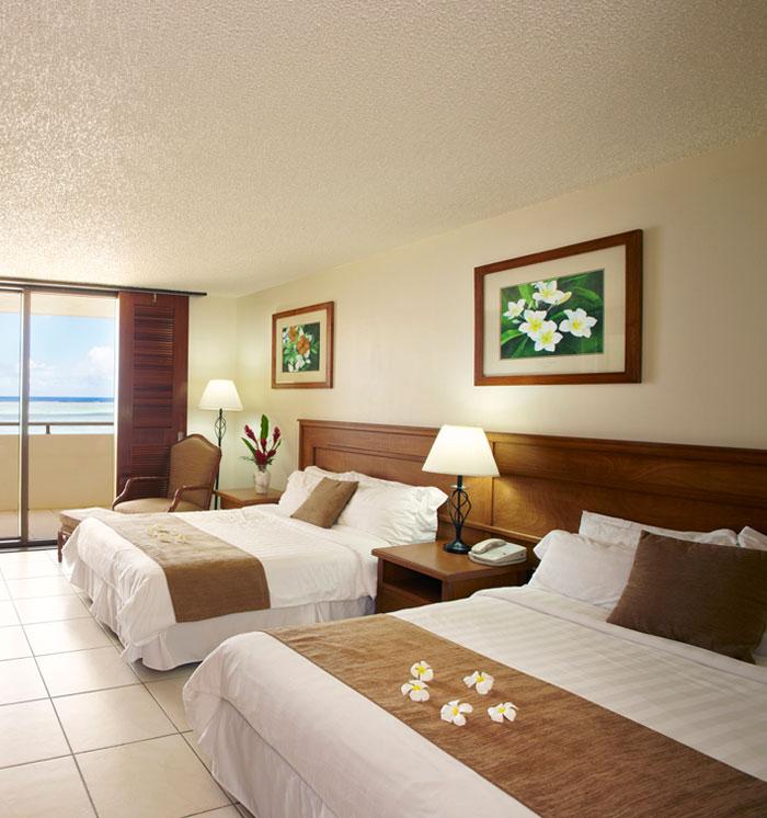 Pacific Island Club Saipan Tasi Ocean Front Room