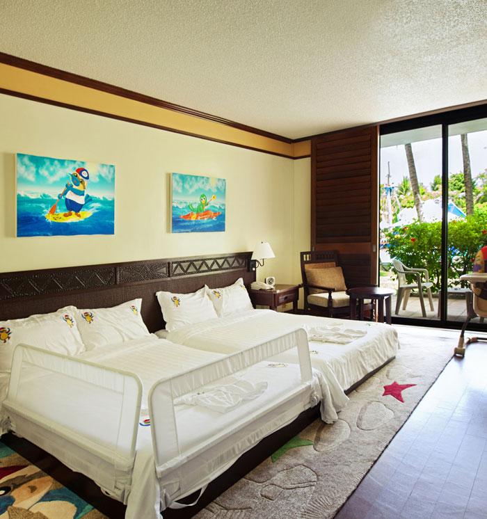 Siheky Room at Pacific Island Club Saipan