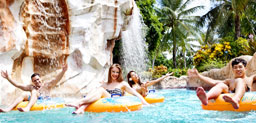 Lazy River Gardens at Pacific Island Club Saipan
