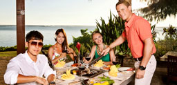 Pacific Island Club Saipan Beach Side BBQ